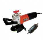 Electric variable speed wet stone polisher