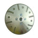 diamond electroplated cutting disc in china for for grinding and cutting glass