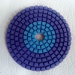 Wet Dry Concrete Floor Granite Marble Diamond Polishing Pads